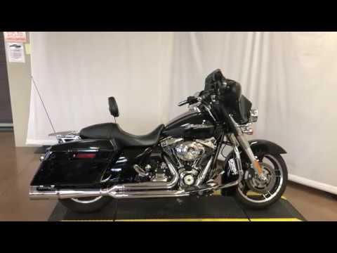 2011 Harley-Davidson® Street Glide® FLHX