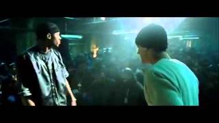 Jimmy B-Rabbit Smith (Eminem)  Vs  Lyckety Split / 8 Mile.