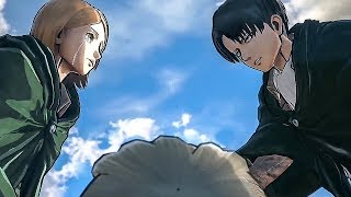 Attack On Titan Gameplay Overview For PS4 PS3 & PS Vita  Shingeki No Kyojin 進撃の巨人