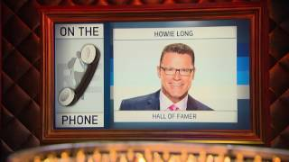 NFL ON FOX Analyst Howie Long on What It Took His Son Chris To Win Super Bowl - 2/7/17