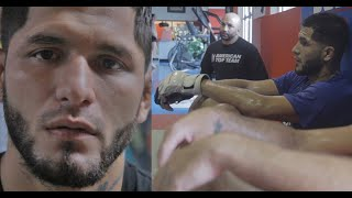 The Practice After Practice With Jorge Masvidal | Throwback
