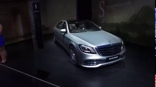 Mercedes Maybach S650 Launched AutoExpo 2018