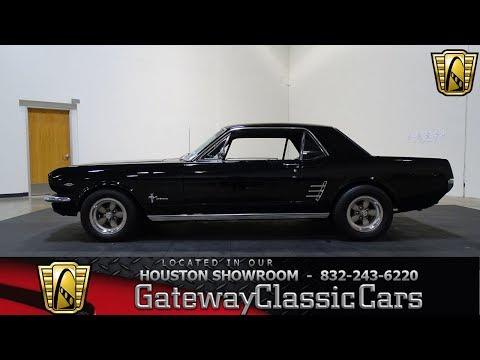 1966 Ford Mustang for Sale - CC-1019559