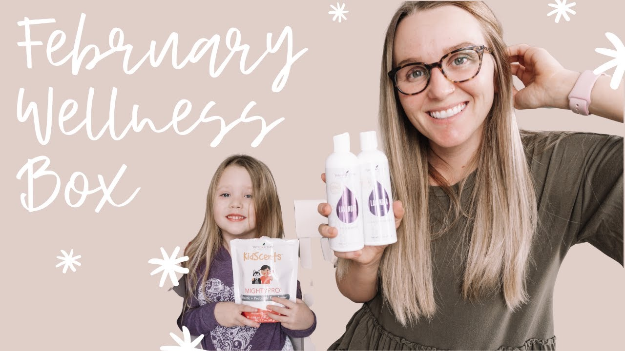 February Essential Rewards Order | Young Living Order Unboxing