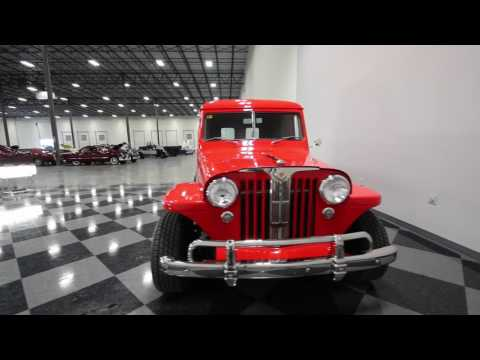 Video of '47 Willys Wagoneer - $52,995.00 - I7BE