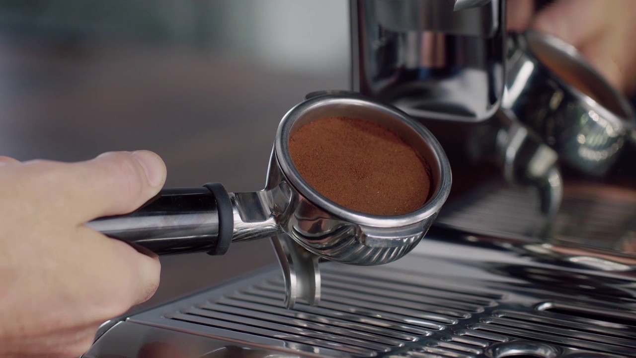 Watch video - the barista demo