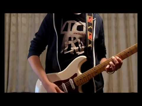 You Never Give Up On Us - Soul Survivor 2011 Guitar Cover