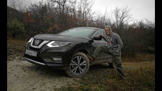 Nissan X trail / Ниссан Икстрейл 2019 тест-драйв промо Автопанорама