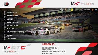 Assetto Corsa | GTC XIII | Lauf 5 | Watkins Glen | virtualracing.org