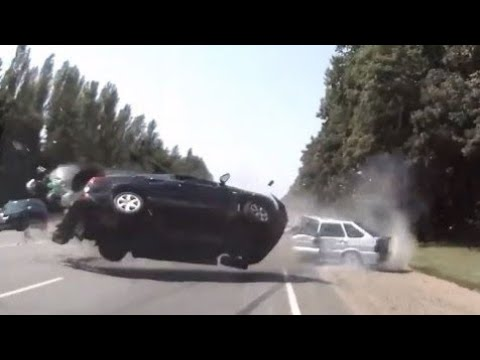 ➡️ OMG NEW CAR CRASH COMPILATION AUGUST 2018