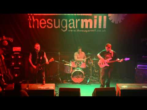 My Vote of Confidence - live at The Sugarmill, Hanley 18th May 2013