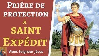 Prière à saint Expédit - Prière de protection pour obtenir la victoire sur ses ennemis
