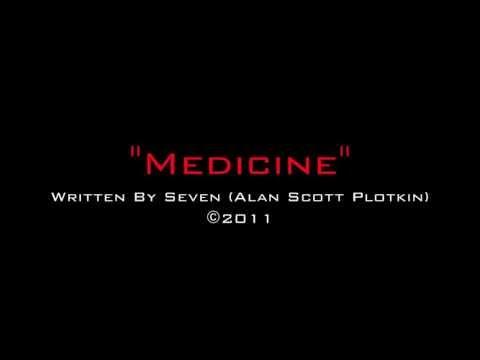 "Seven: ""Medicine"" Feat. Maxx Mann (ex-Trans-Siberian Orchestra) Lyric Video!"