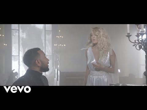 Carrie Underwood y John Legend Hallelujah