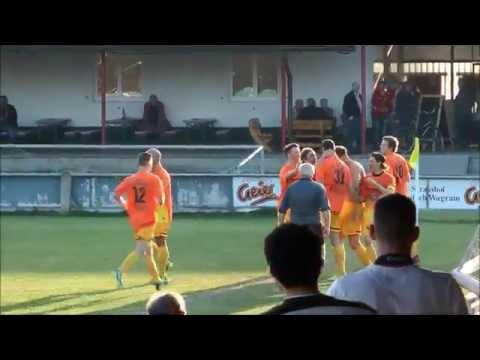 Sparta DW : U7brunn Tor zum 1:0