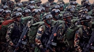 NEPAL ARMY RANGERS SONG BY Kailash Gurung