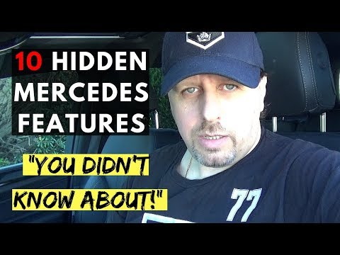 🔴 10 Hidden Mercedes Features - You Didn't Know About 🔴-Tips & Tricks! Mp3