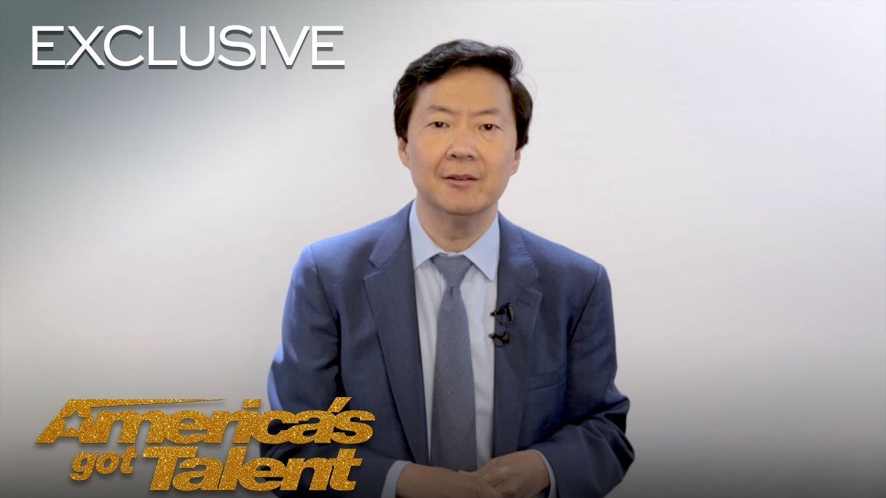 Ken Jeong Is Filled With Pure Joy After Hitting His Golden Buzzer - America's Got Talent 2018 thumbnail