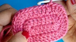 Вязание крючком - Урок 219 Прямоугольник Сrochet rectangle motif