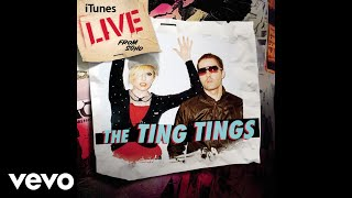 The Ting Tings - We Walk (Live) (Audio)