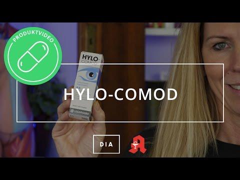 Hylo Comod - Anwendung und Dosierung -  Deutsche Internet Apotheke