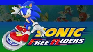 Free (Main Theme) - Sonic Free Riders [OST]