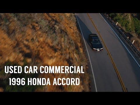 Reklama na ojetou Hondu Accord