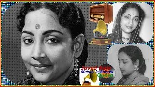 .GEETA ROY~Film-NISHANA-(1950)-Ab Bhool Jaa Unko