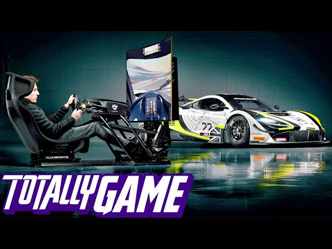 World's Fastest Gamer Wins $1 Million Racing Contract | TOTALLY GAME