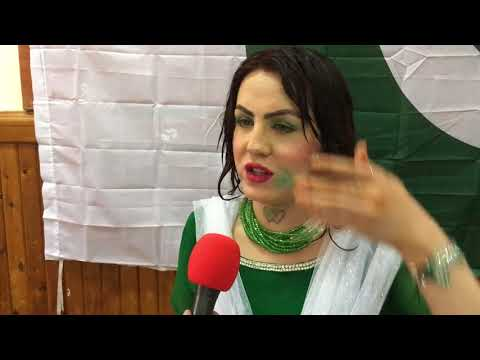 Paro, A transgender expresses on independence day
