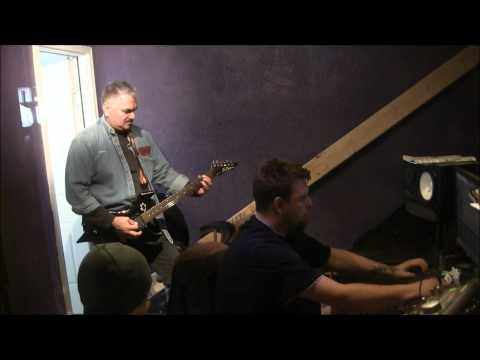 THE HARDWAY at Enharmonic Studios February 2012