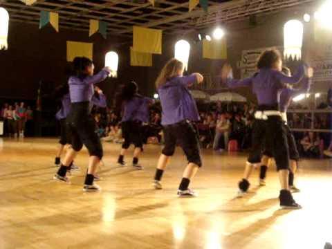 D4-U danst in Boxmeer 2010