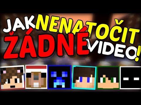 Jak NENATOČIT ŽÁDNÉ Video!! w/ Roumean, Frodo, PVNST, Ikon, Kuky, Fear!
