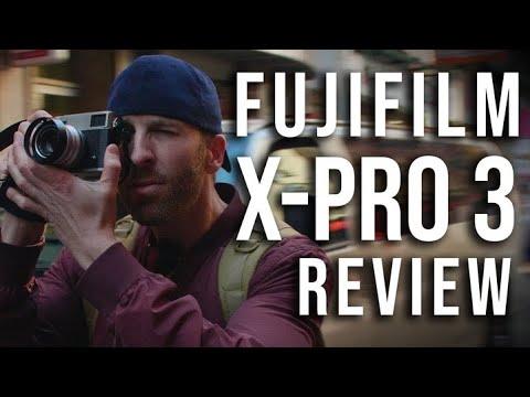 External Review Video 4KnRcP2LKqI for Fujifilm X-Pro3 APS-C Camera