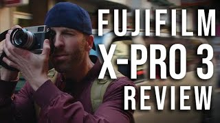 FUJIFILM X-Pro3 | Hands-on Review
