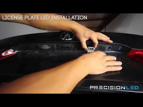 Acura TSX LED Interior Lights How To Install - 1st Generation 2004-2008