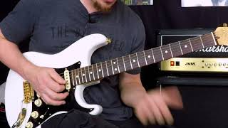 Eric Clapton Style Blues Lick | Lick Of The Week #44 | Guitar Lesson