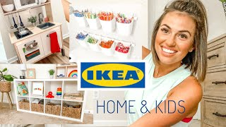 My Ikea Favorites | Perfect For Home Storage | Kids Toys | Montessori