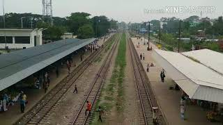 preview picture of video 'Time lapse Narsingdi railway station'