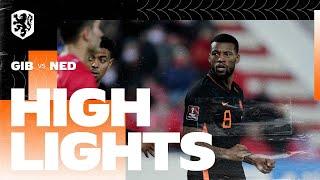 Gibraltar 0-7 Belanda Pekan 3