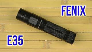 Fenix E35 - відео 3
