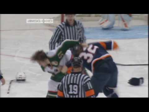 Brendan Witt vs. James Sheppard