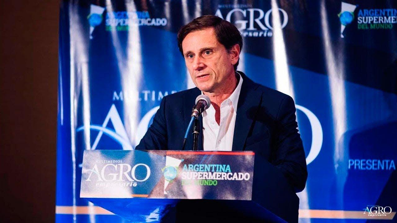 José Luis Pasquetta - Presidente de Bernardín