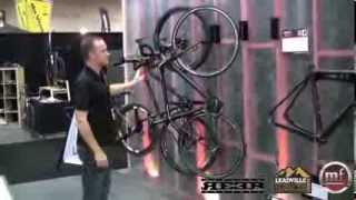 The new Velo Hinge hooks and truing stands from Feedback Sports