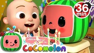 CoComelon's 13th Birthday + More Nursery Rhymes & Kids