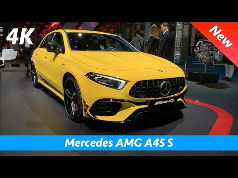 Mercedes-AMG A45 S 2020 - FIRST look in 4K | Interior - Exterior (Edition 1)