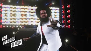 WWE 2K18: Top 10 Playable Character Roster Debuts! (with Entrances Videos) -  by WWE.com