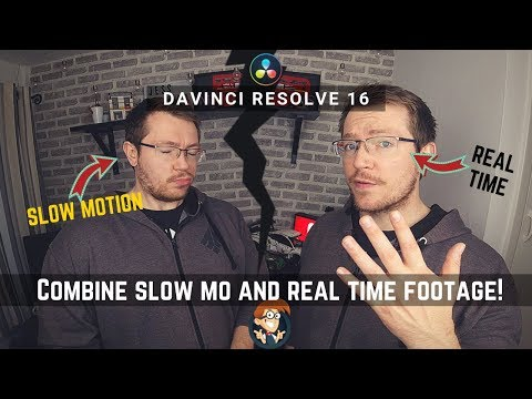 Bring SLOW MOTION and REAL TIME together with a simple mask - 5 Minute Friday #31