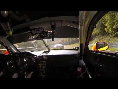 NÜRBURGRING onboard | Porsche vs Mercedes-AMG