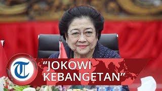 Megawati: Jokowi Kok Kebangetan Ya? Ketua Umum PDI-P Sempat Kecewa Diturunkan ke Unit Kerja